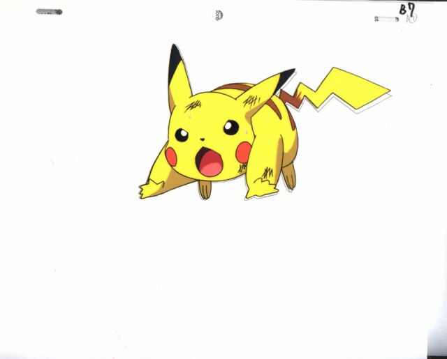 The gallery for --> Ashs Pikachu Anime